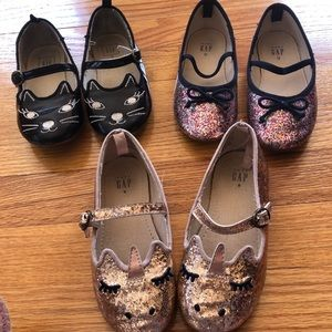 Gap shoe bundle